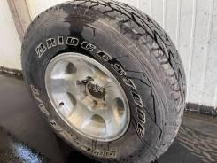 Продам колесо на Крузер 80 штатное литье 275/60/16
