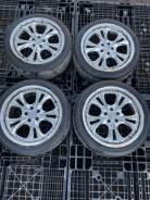 17 колёса (стояли на Toyota Prius) на докатку.