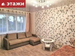 2-комнатная, улица Адмирала Кузнецова 62. 64, 71 микрорайоны, агентство, 42,3кв.м.