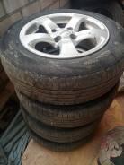 Комплект летних шин Nexen R14 185/65 на литье