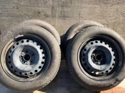 Комплект колёс на летней резине