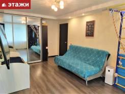 1-комнатная, улица Карбышева 44. БАМ, агентство, 35,9кв.м. Интерьер