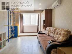 2-комнатная, улица Адмирала Смирнова 14. Снеговая падь, проверенное агентство, 53,6кв.м.