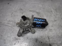 Мотор стеклоочистителя Hyundai Accent 2007 [9810025000] G4EC, передний 9810025000