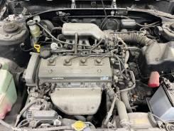 Двигатель 7A-FE 16 т. Км.