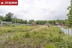 Продается земельный участок по адресу: Сахарный ключ 69. 760кв.м., собственность, электричество, вода. Фото участка