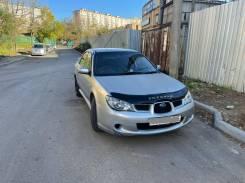 Subaru Impreza. Без водителя