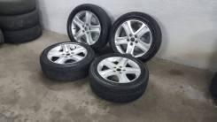 В продаже комплект колес R17