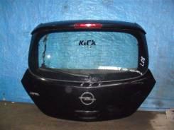 Дверь 5-я Opel Corsa D 2007 [93191543] L08 Z14XEP 93191543