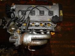 Двигатель Toyota 5E-FE проверен заведен не дымит