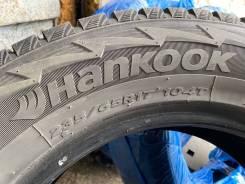 Hankook Winter i*Pike. зимние, шипованные, 2015 год, б/у, износ 40%