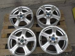 Комплект красивых литых дисков Bridgestone FEID R15 5x100.