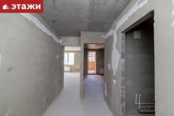 1-комнатная, улица Адмирала Горшкова 55. Снеговая падь, агентство, 34,1кв.м. Интерьер
