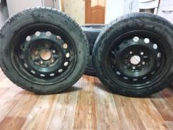 Два колеса зимние Hankook р14 175 65