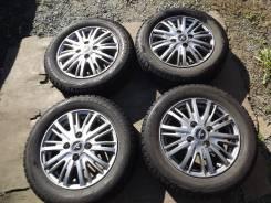 Комплект зимних колес 155/65R13 Bridgestone Blizzak Revo GZ