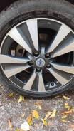Колеса Nissan leaf