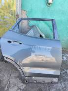 Hyundai Santa Fe 3 дверь задняя правая