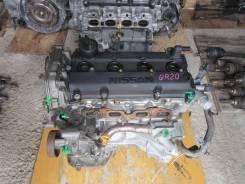 Двигатель Nissan, QR20DE. 10102-CX0A2,10102-9W51C, 10102-WE1A0, 10102-8