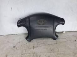 Подушка безопасности водителя Kia Spectra 2007 [0K2DJ57K00A02] LD S6D 0K2DJ57K00A02