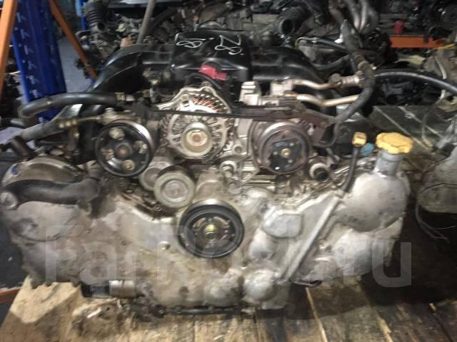 Контрактный Двигатель Subaru EZ30D