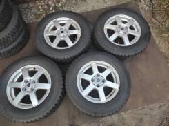 1415 Новые зимние колеса на литых дисках