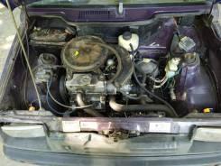 Двигатель ваз1111 Ока.
