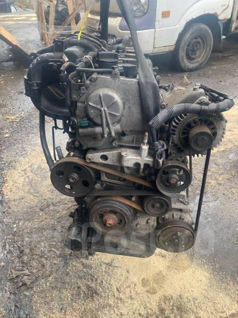 Контрактный Двигатель Nissan QR20DE MSK