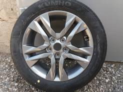 Новое запасное колесо Киа Селтос
