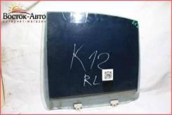 Стекло боковое RR Honda CR-V ABA-RD5 K24A (73400-S9A-J00, 73400-S9A-J01, 73400-S9A-900), заднее 73400S9AJ00