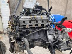 Двигатель Mazda Demio 2002 [B34N02300] B34N02300