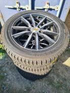 Новые 215/55R17 Yokohama, литые диски 114.30x5