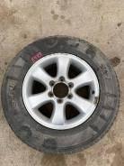 Запасное колесо 265/65R17 Toyota Land cruiser prado 120 запаска (5489)