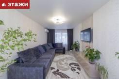 3-комнатная, улица Адмирала Горшкова 22. Снеговая падь, агентство, 86,3кв.м. Интерьер