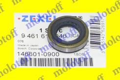 Сальник ТНВД (17*28*7), Zexel (Оригинал, Япония), (007512) 167215C900