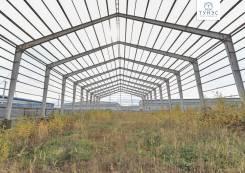 Продается земельный участок 2Га со строениями вдоль Федеральной Трассы. 20 001кв.м., аренда, электричество, вода. Фото участка