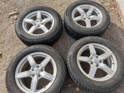 Комплект зимних шипованных колёс 225/65 R17