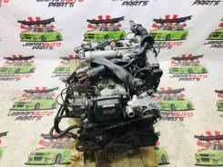 Двигатель в сборе 1G-FE трамблерный Toyota Mark II Chaser GX100