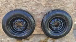 "Комплект летних грузовых колес 185/14 LT 2шт. x14"" 6x140.00 ЦО 100,0мм."