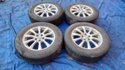 Комплект зимних колёс на литых дисках 225 65 R17. X-2