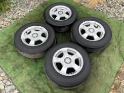 Комплект летних колес 195/70R14 на литье с мультисверловкой Violento