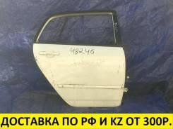 Дверь Toyota Corolla Runx NZE124 Правая Задняя T48246