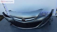 Бампер передний OPEL Astra J 2014 ( универсал )