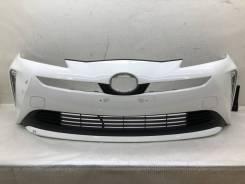 Бампер передний Toyota Prius ZVW51, ZVW55 - Рестайлинг, 52119-47740 52119-47740