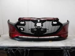 Бампер передний Mazda Mazda 3 (BP) - Красный 46V, BCKN-50031 BCKN-50031