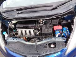 Двигатель Honda Fit GE8 L15A 2008 год