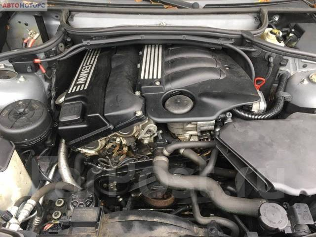 Двигатель BMW 3 E46 (1998-2006) 2003 1.8 л, Бензин ( N42B18A )
