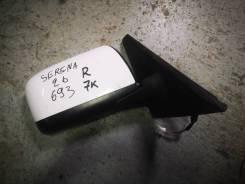 Зеркало правое Nissan Serena C26 96301-1VA0A