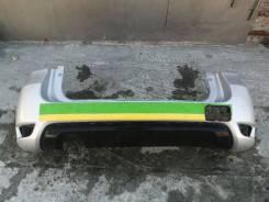 Бампер задний Nissan Terrano 2014-2019