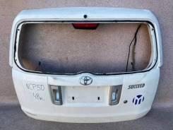 Дверь 5-я Toyota Succeed NCP50