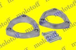 Проставки увеличения клиренса, Перед, (25мм), (Алюминиевые), (007418) 4860948020